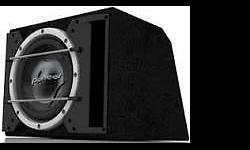 Sony/Pioneer Car Sound Up-Grade 1000 Watts Subwoofer,