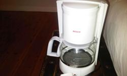 Brand new bosch coffee maker...