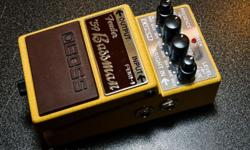 Fender Bassman Pedal Fender amps of the �50s and �60s