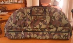 Soort: Hunting Bow and Rifle bags custom made to your