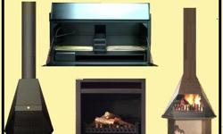 New braai units complete with flues and cowl from R4800