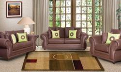 Brand New 3 Piece Lounge Suites Direct From The
