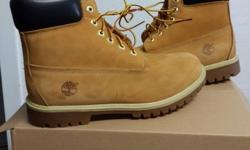 A VARIETY OF BRAND NEW 100% ORIGINAL TIMBERLAND BOOTS