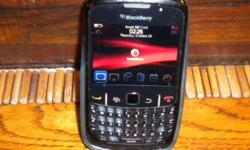 Beskrywing Brand new Blackberry Curve, 8520, with