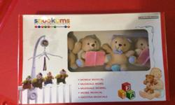 Snookums Cot Mobile Brand New Sealed in Box