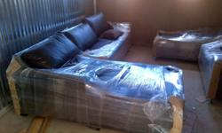 The size of the couch is 3m X 2m Set include 2pieces