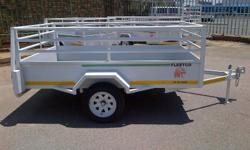 BRAND NEW SABS APPROVED TRAILERS 4 SALE, DIRECTLY FROM