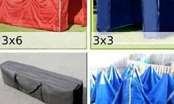 HEAVY-DUTY INSTANT POP-UP GAZEBOS »WITH ALL 4 SIDES,