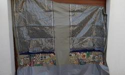 TENT COMES FROM A 2001 EXCLUSIVE, AFRICA PRINT, AND