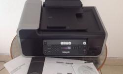 Almost new Lexmark X5630 printer for sale- used only