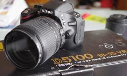 Brand New With All Nikon Acc.In a Original Retail