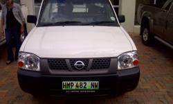 Beskrywing Brand New Nissan Np300 2.0L Hardbody For