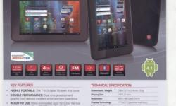 BRAND NEW PACKAGED PRESTIGIO MULTIPAD 7.0 PRIME DUO 3G