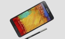 Galaxy Note 3 in a box with all accessories , 16GB,
