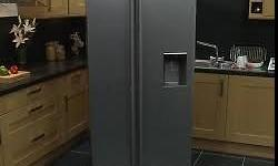 Brand new SAMSUNG Side-by-Side 520L Fridge-Freezer The