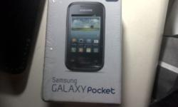 The Samsung Galaxy Pocket Possesses all the features of