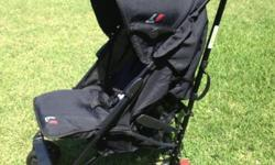 Brand new Little one stroller. Compact, umbrella fold
