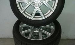 "Brand new Suzuki Swift Sport 16"" rims and tyres for"
