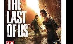 I have a brand new copy of the last of us on PS3 for