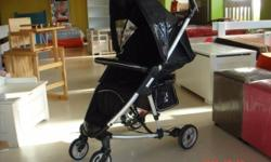 Brand new Titanium Snooze Baby Strollers on special