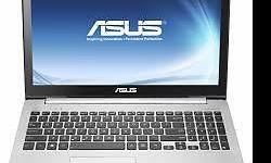 Brand new Asus N750J, barely used. Windows 8 Pro. Core