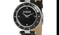 VERSUS (by VERSACE) Black Dial Ladies Quartz Dress