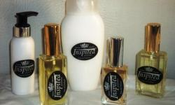 Beskrywing Top quality fragrances inspired by the
