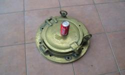 Beskrywing Very old 3 layer porthole for sale. R8000 or