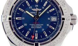 Beskrywing Breitling Aeromarine Colt Automatic, A17380,