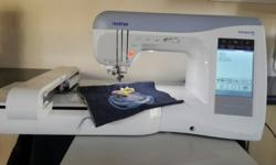 "Brother Innov""is 1500 Embroydery Sewing machine for"