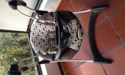Very gently used baby swing in great shape.  We bought