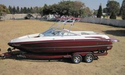 2008 Bryant 265 Wakeboard Edition 6.2L Mercruiser MPI