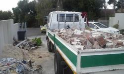 All types of Rubble & Garden removals in Cape Town