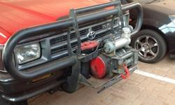 I have an old but strong winch for sale mounted to the