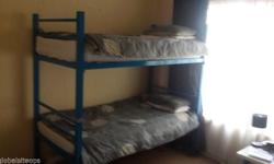 Bunk Bed for Sale.. Can Be split into 2 Separate Single