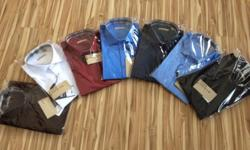 Burberry Slim Fit Shirts Limted colours and sizes R750
