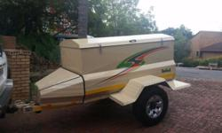 Bush Trailer for sale by owner. R18000.00
