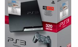 Beskrywing Buy New 320GB Sony Playstation 3 on Sale at