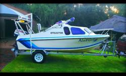 all u need for a weekend fishing boat Many ekstras
