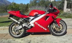 Ducati 996 lookalike. Very fast . With owners manual,