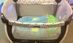 Camp cot Graco pack n play Good condition R750 Browse