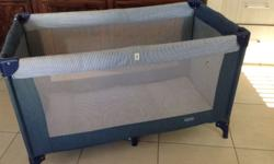 Second Hand Camp Cot - R299. To view please phone
