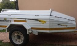 CAMP MASTER ROADSTER 210 TRAILER FOR SALE