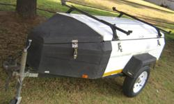 A Camp Master Trailer, 1.8m for sale! Licenced and