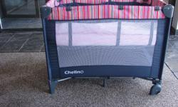 Beautiful brand new chalino camping cot only been used