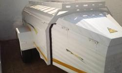 Campmaster Town & Country 300 model Trailer. Used less