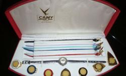 Camy 21 Jewels Ladies Collectable Dress Watch in