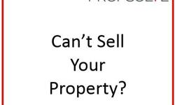 Is your property just not selling for the price you