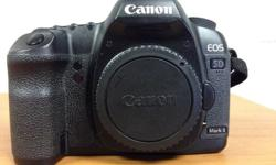 Canon 5D Mark II in exellent condition, with 5D II
