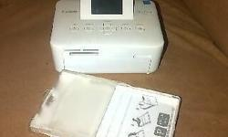 New Second hand Compact printer with cassette and